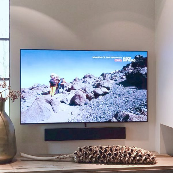 LG 77 OLED BeoSound Stage